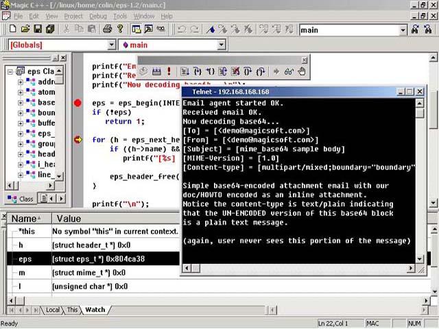Magic C++
